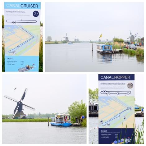 Kinderdijk Canal Rides